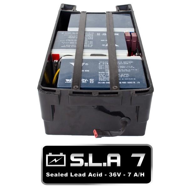 Batterie SLA 7