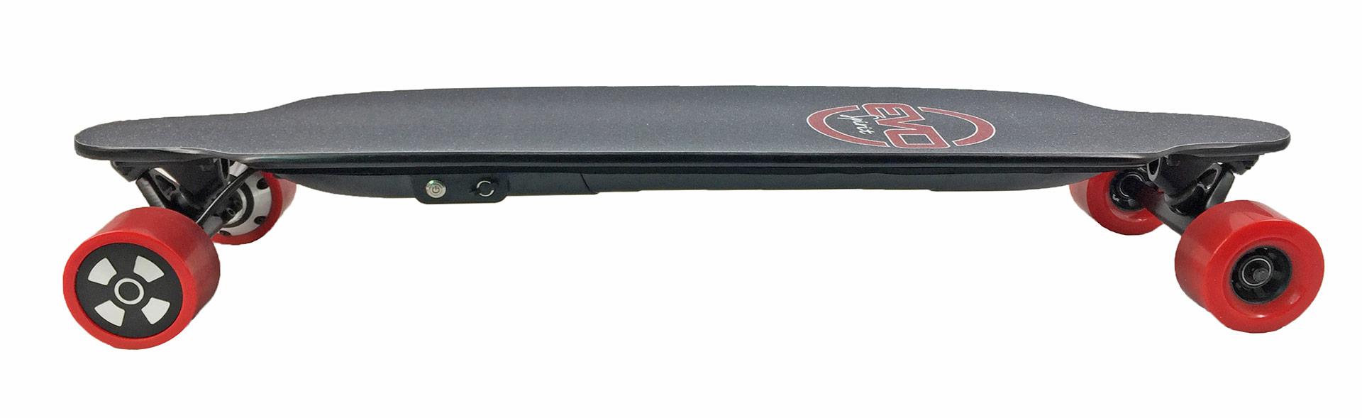 Curve V3 skate longboard électrique bi-moteur