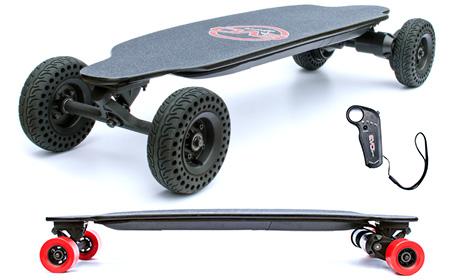 Switcher-V1-skate-électrique-convertible-tout-terrain-et-longboard
