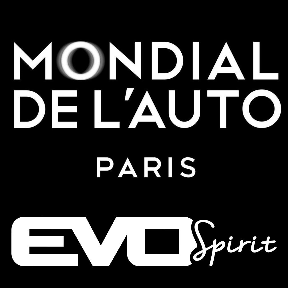 Evo-Spirit au Mondial de l'auto 2018