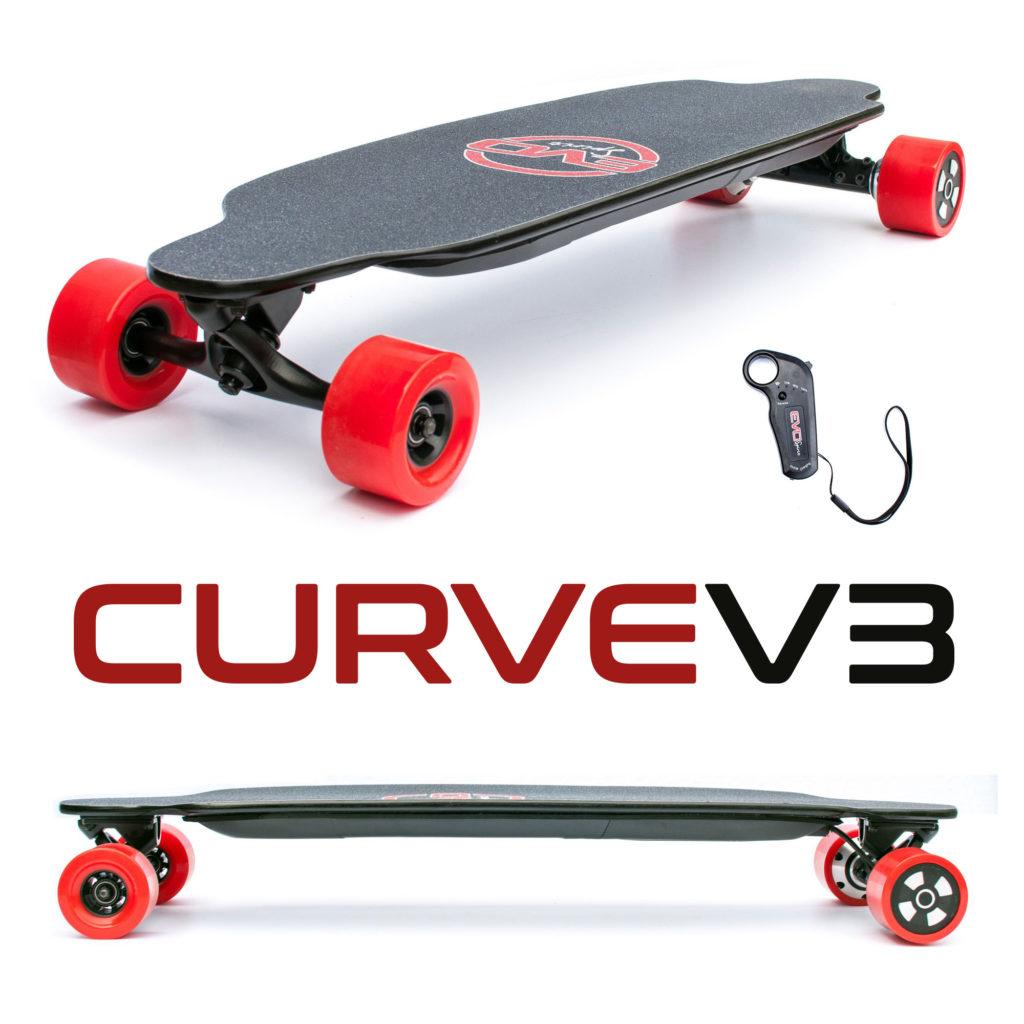 skate-électrique-longboard-bi-moteur---Curve-v3