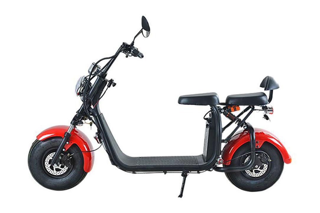 scooter électrique FATSCOOT