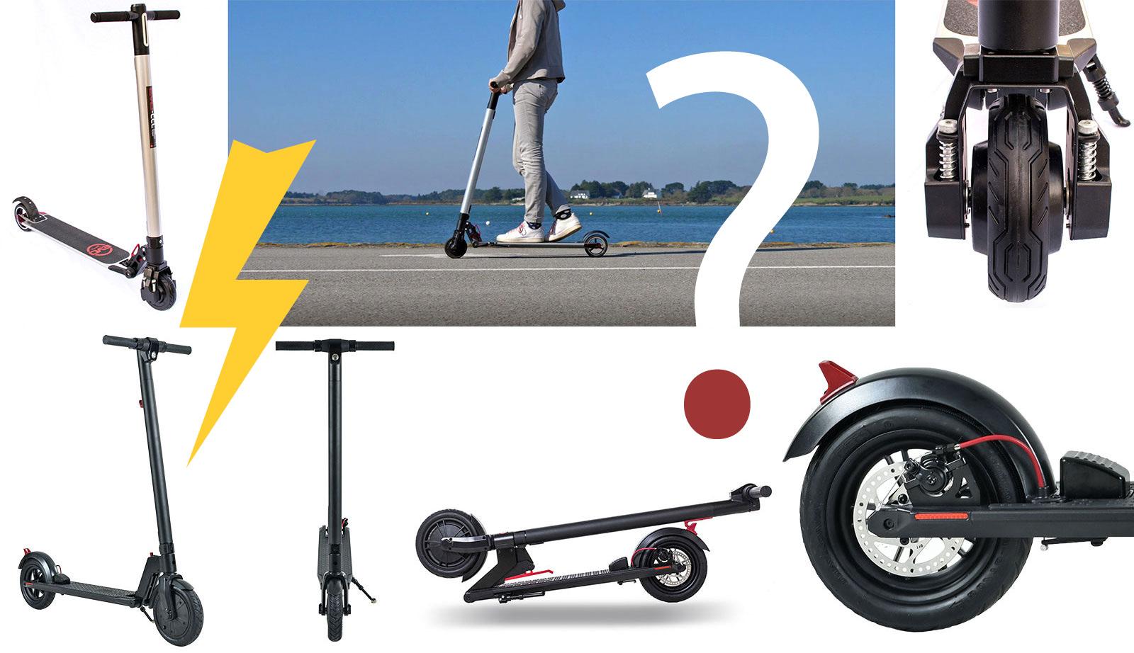 Quelle trottinette électrique choisir etrott electric scooter