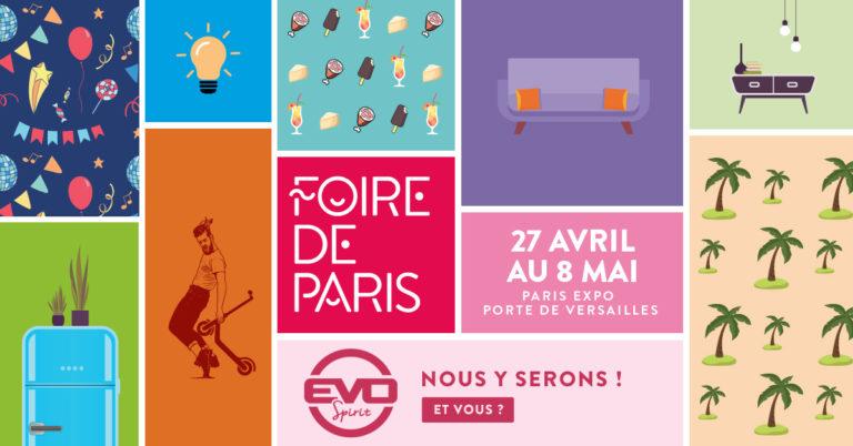 Evo-spirit-à-la-foire-de-Paris-2019-skate-et-trottinette-électriques