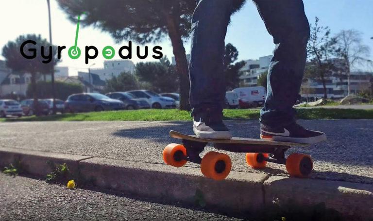 Test Evo-SSC, meilleur mini-skate électrique pour adulte selon Gyropodus
