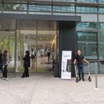 Les trottinettes électriques Evo-Spirit chez HP France grâce à Lucy