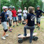 iZiRider : skate électrique tout terrain dans les Landes et le Pays Basque!
