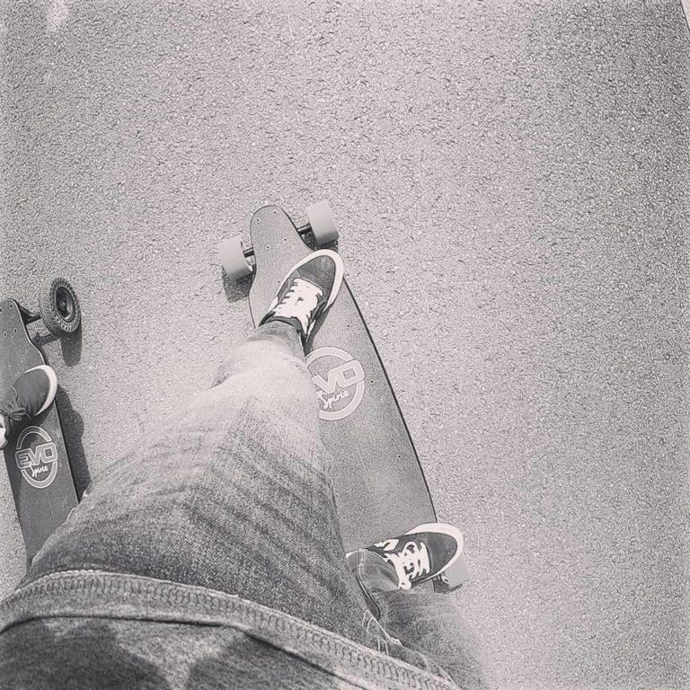 jeremy_hobart_drone62 Sangatte Plage skate electrique longboard