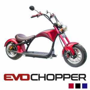 Chopper-électrique-moto-scooter-evo-spirit-
