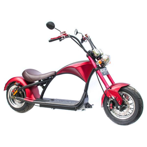 Chopper-électrique-moto-scooter-evo-spirit-