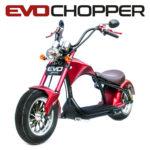 Nouvelle Moto électrique : L'EvoChopper⚡🏍