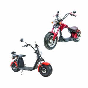 Scooter et Moto électriques