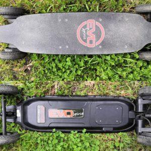 Skate électrique tout terrain street occasion (switcher v1) - (2)