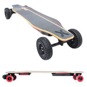 Skate-electrique-Convertible-tout-terrain-cross-longboard-switcher-HP-hautes-performances-SQ++