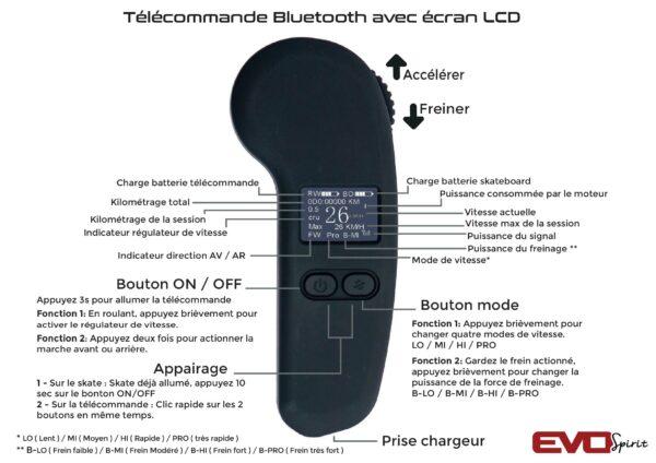 manuel-telecommande-LCD-skate électrique