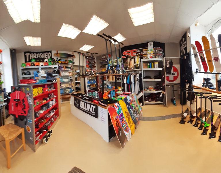 Evo-Spirit chez @rollerpogshop Roller Pog Shop le spécialiste toute mobilité dans le Finistère !