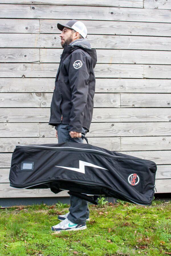 un sac de transport pour votre skateboard électrique