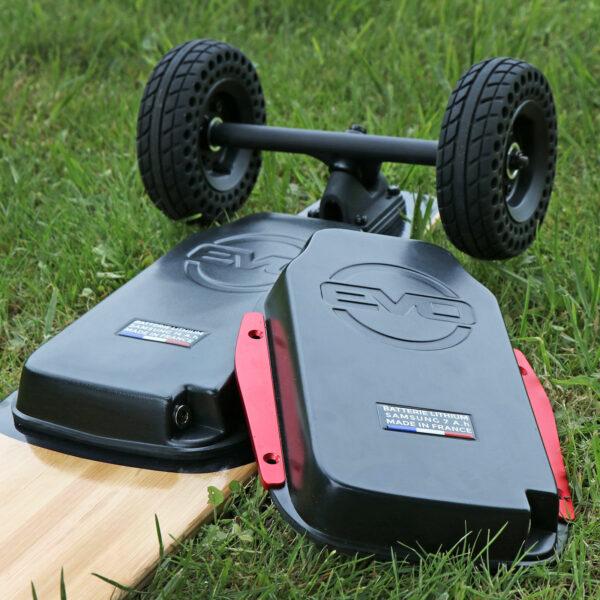 Bloc-batterie-francaise-complet-lithium-Samsung-pour-skate-electrique-tout-terrain-longboard