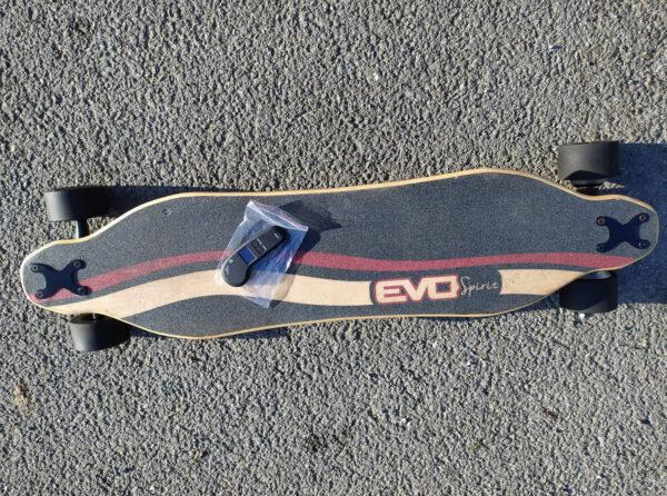 skate électrique longboard occasion